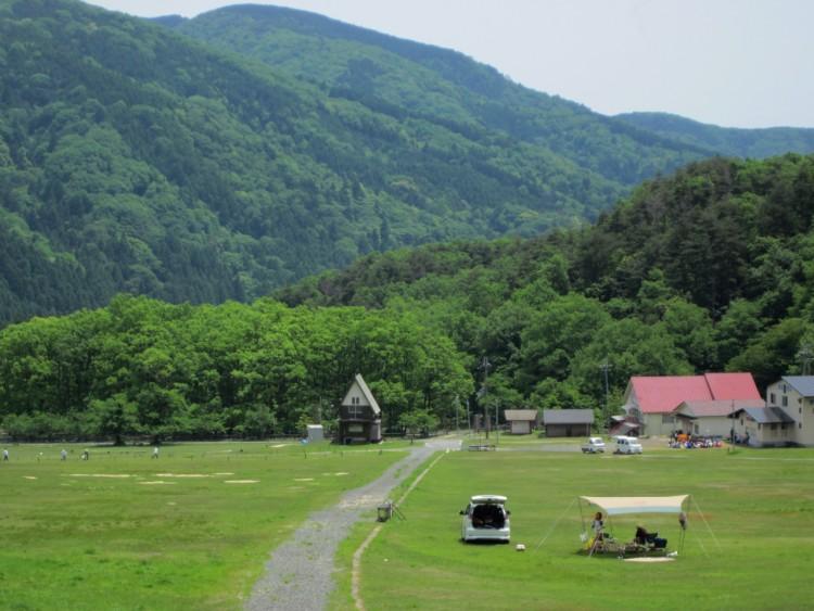 キャンプ マキノ 場 高原